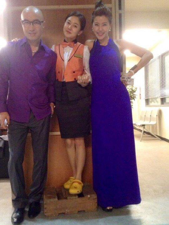 hong seok chun, baek jin hee, lee yoon mi_triangle (1)