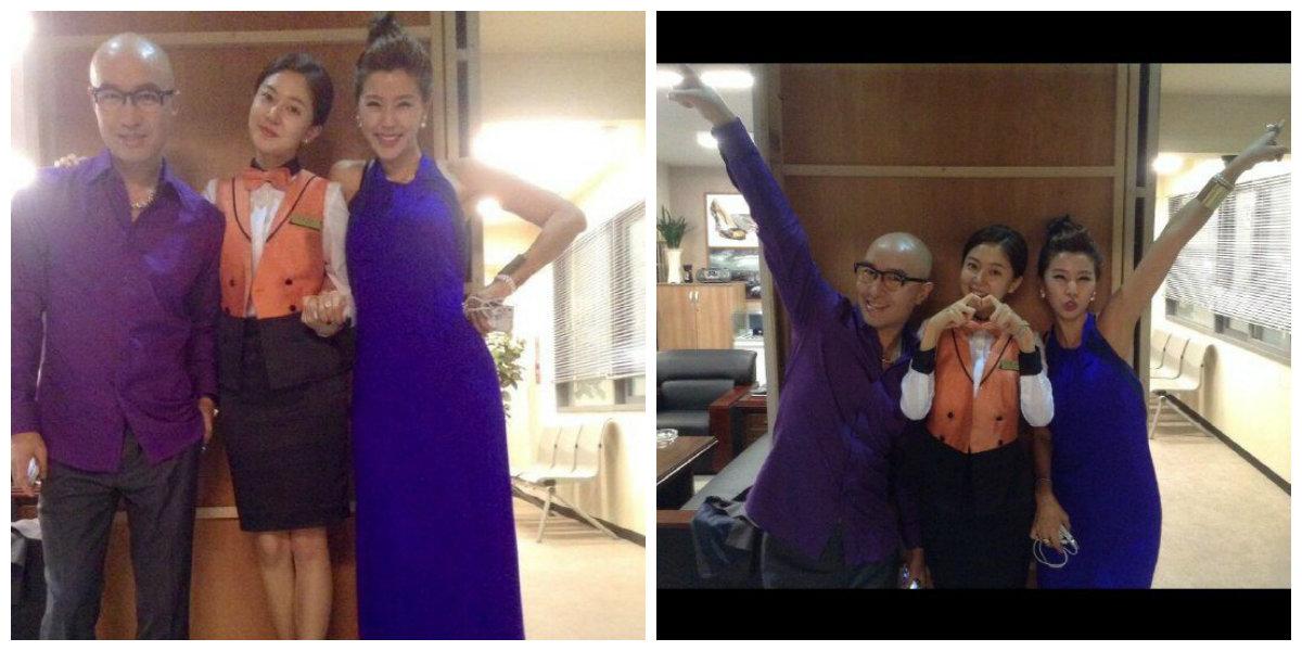 hong seok chun, baek jin hee, lee yoon mi_triangle (2)
