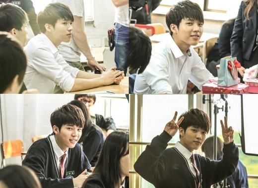 infinite woohyun high school