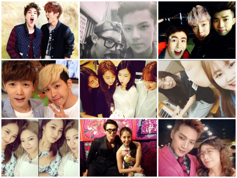 I Heart It: K-Pop Instagrams (June 1 – 7)