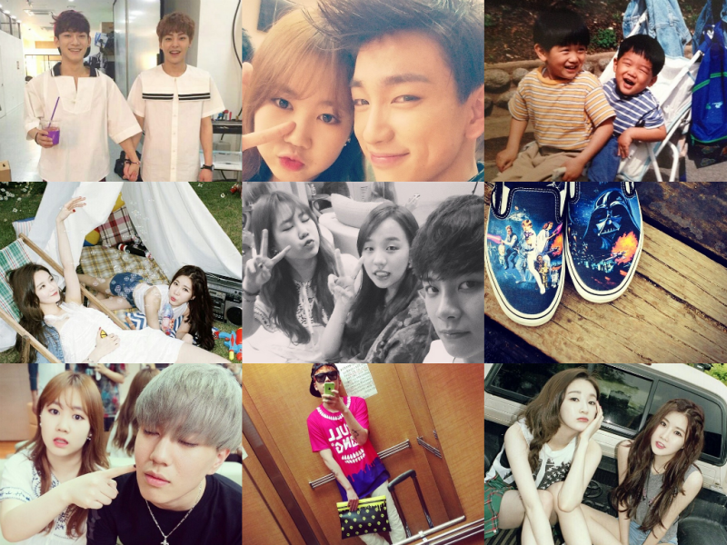 I Heart It: K-Pop Instagrams (June 15 – 21)