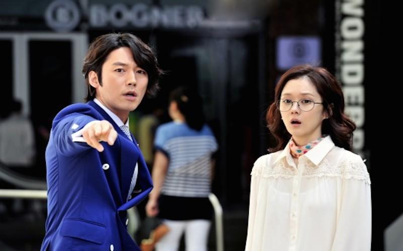 jang hyuk, jang nara_fated to love you
