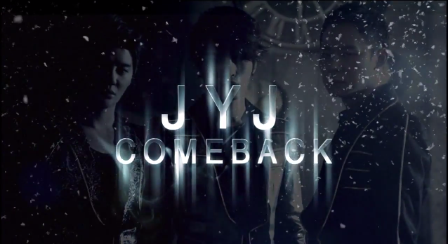 jyj comeback