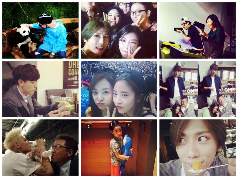 I Heart It: K-Pop Instagrams (June 8 – 14)