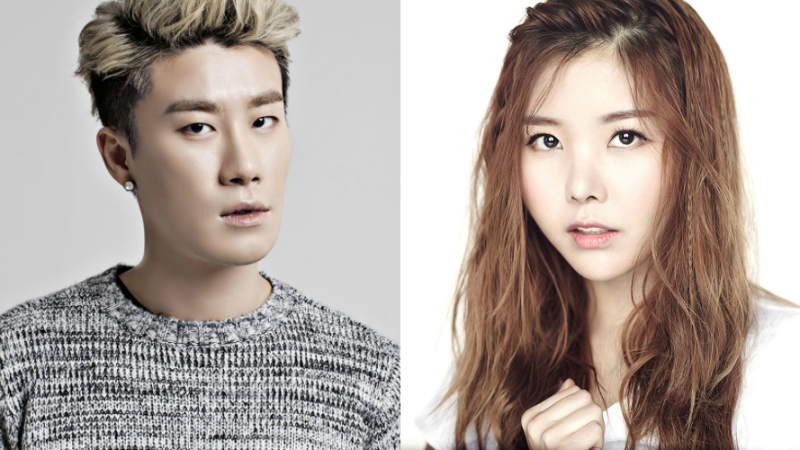 San E and After School's Raina to Release a New Duet