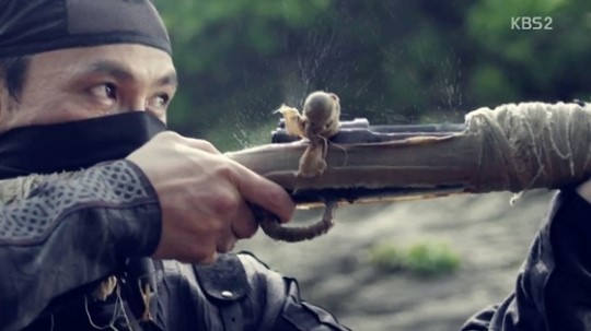 yoo oh sung joseon gunman