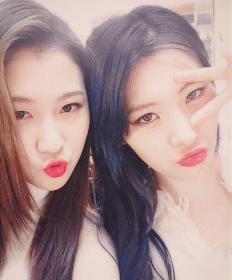 15& Baek Ye Rin, Sunmi