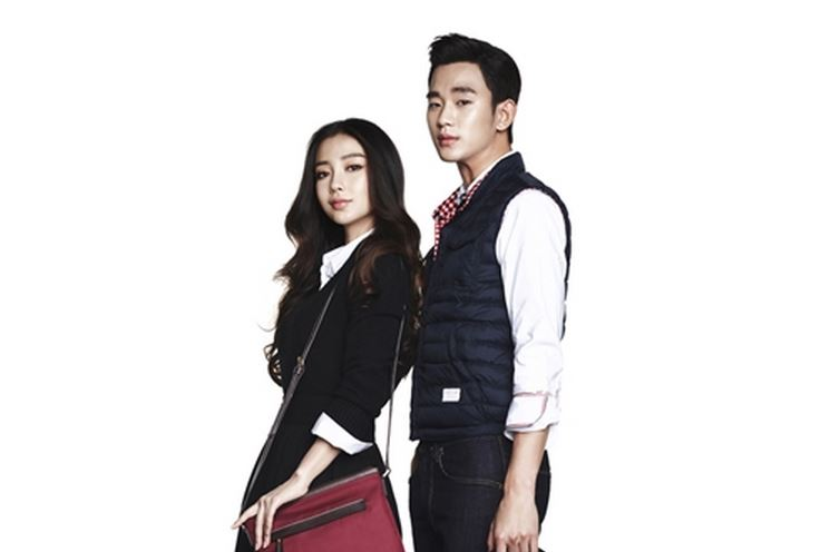 Angelababy and Kim Soo Hyun featured