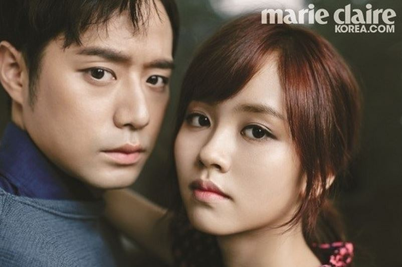 Chun Jeong Myung and Kim So Hyun for Featured image