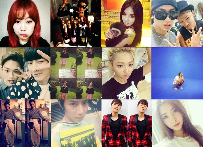 I Heart It: K-Pop Instagrams (July 20 – 26)