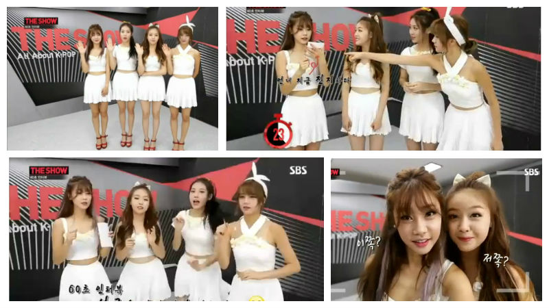 Girls Day MTV The Show
