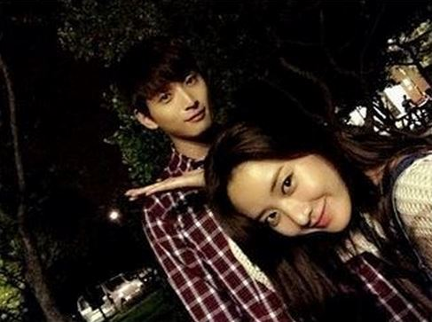 Han Groo and Jung Jin Woon selca