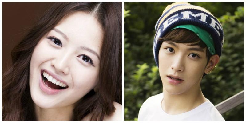 Jaekyung and Kim Jae Hyun
