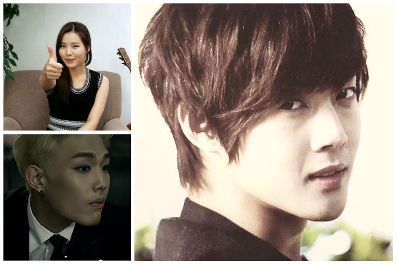 Kim Hyun Joong His Habit