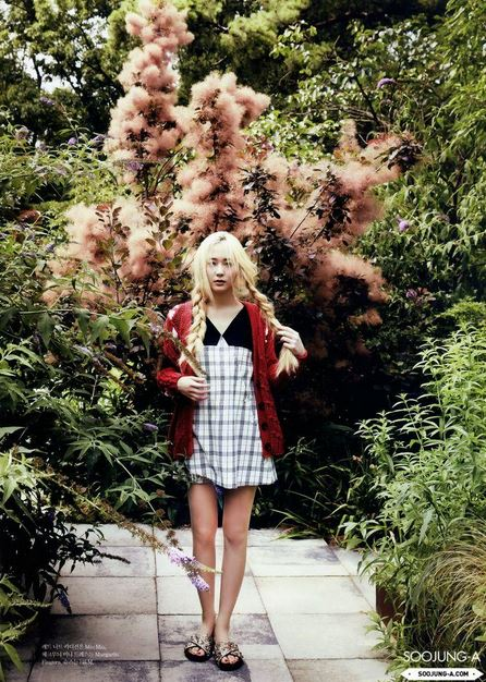 Krystal for Elle 5