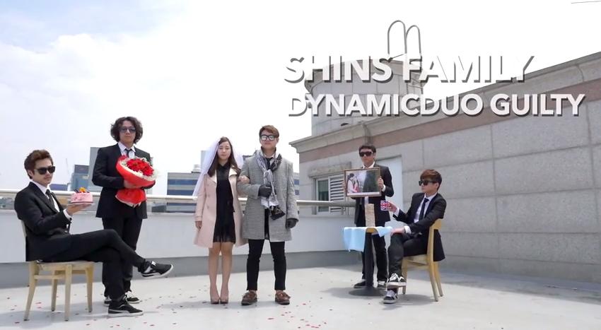 Shin's Family