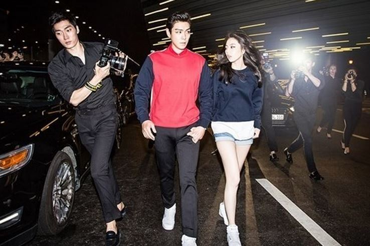 TOP and Sohee featured pic