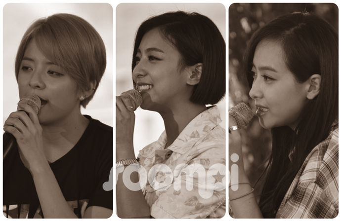 """[Exclusive] Behind-The-Scenes with f(x) for KBS """"A Song For You"""""""