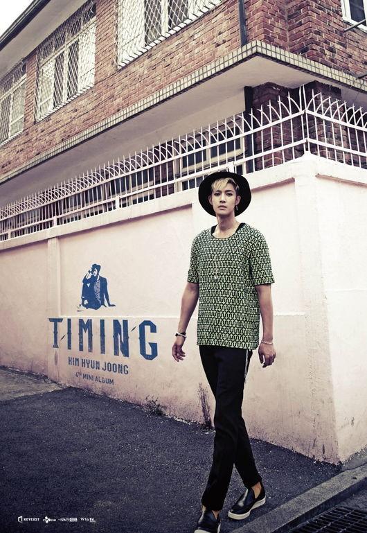 Timing Kim Hyun Joong