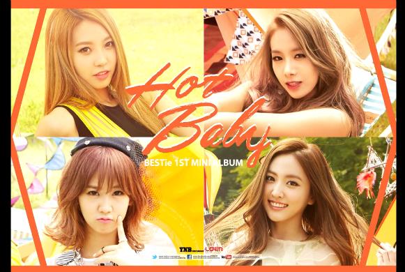 bestie album cover