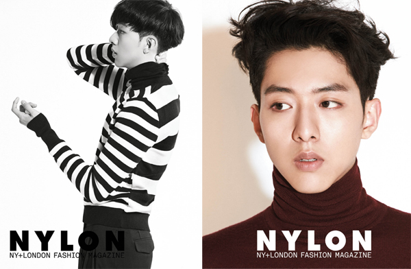 lee jung shin_nylon