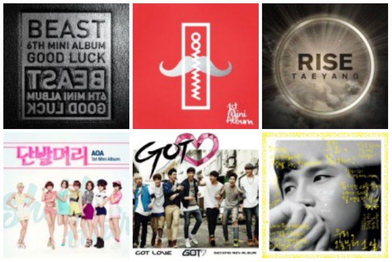 soompi Weekly K-Pop Music Chart 2014 – July Week 2