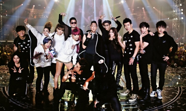 YG Stars to Hit Singapore for 2-Day Concerts in September ...