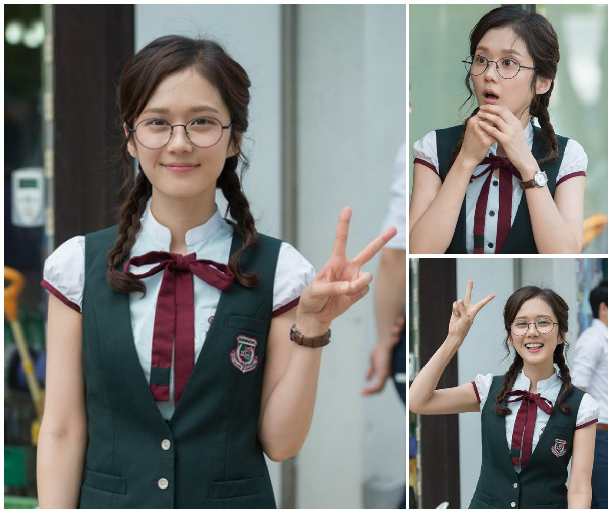FTLY Jang Nara Collage 1