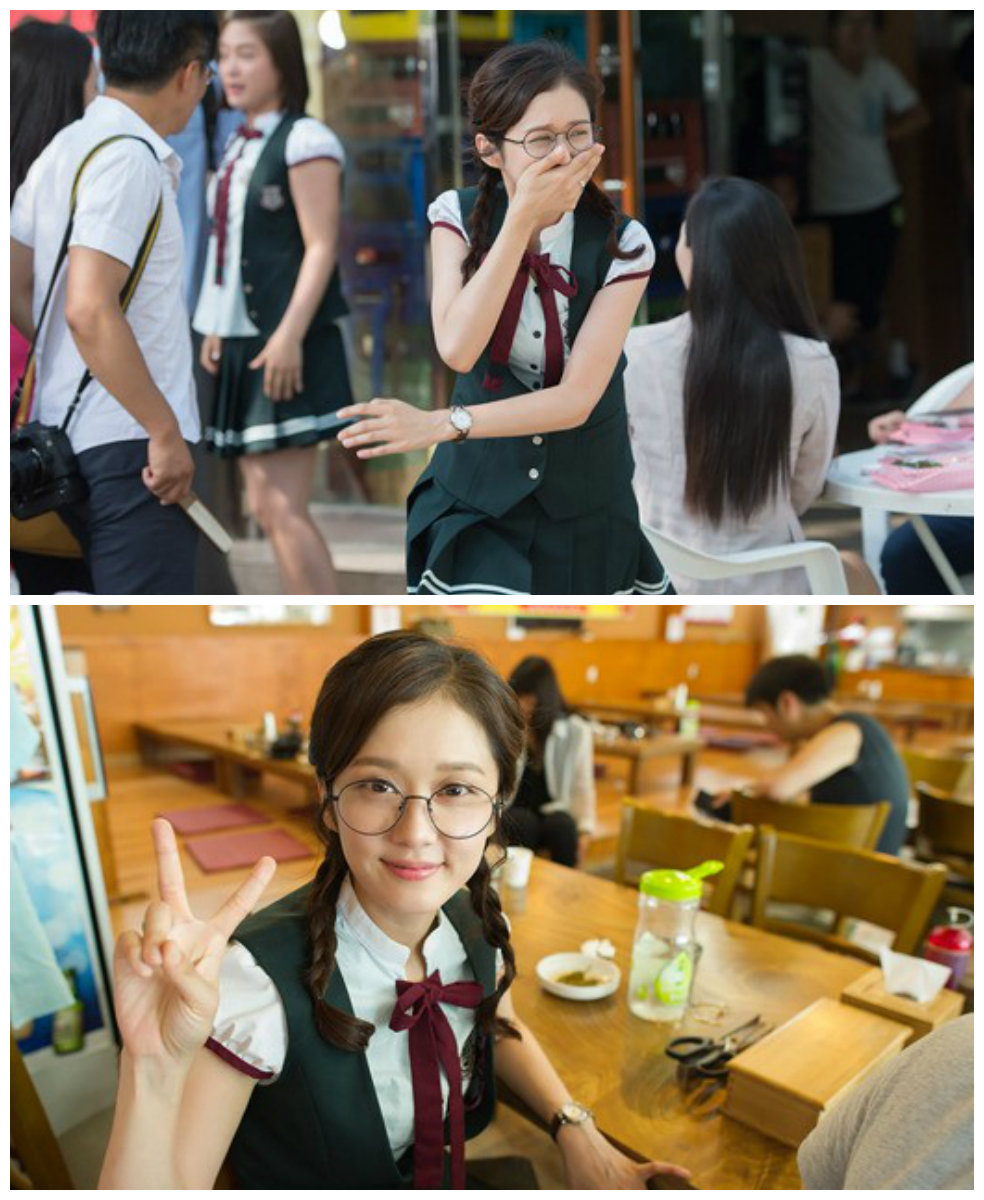 FTLY Jang Nara Collage 2