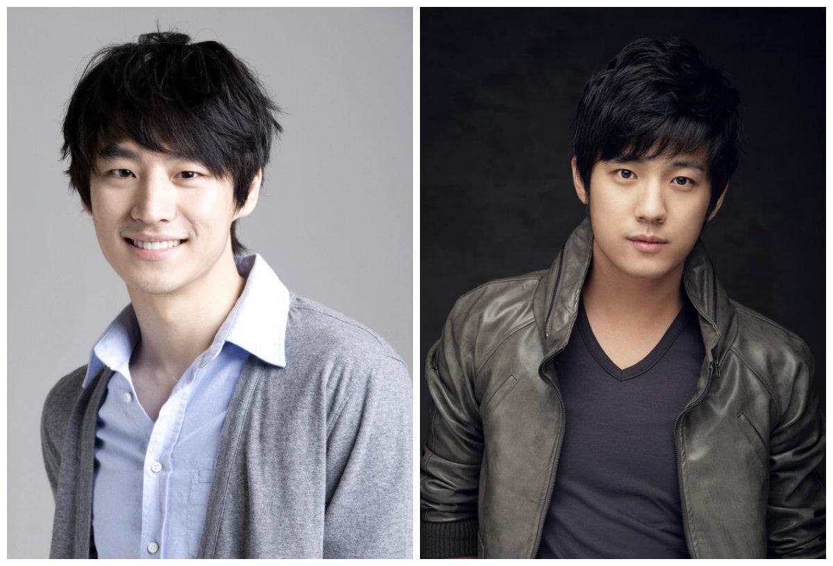 lee jae hoon & seo jun young collage