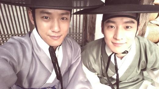 lee jae hoon & seo jun young new drama