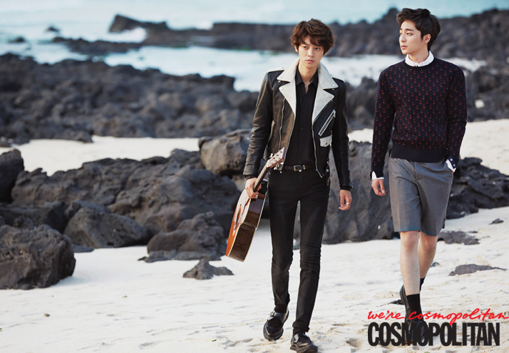 2014.08.22_roy kim & jung joon young (FEAT)