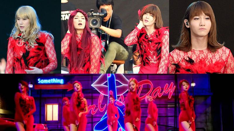Kyu Line, Girl's Day