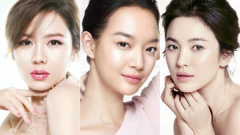 Son Ye Jin, Shin Min Ah, Song Hye Kyo