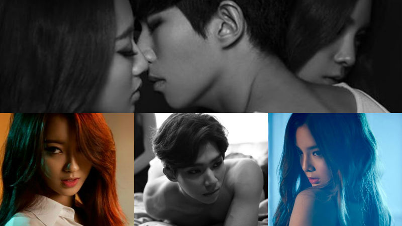 NASTY NASTY, Kevin, So Jin, Kyungri