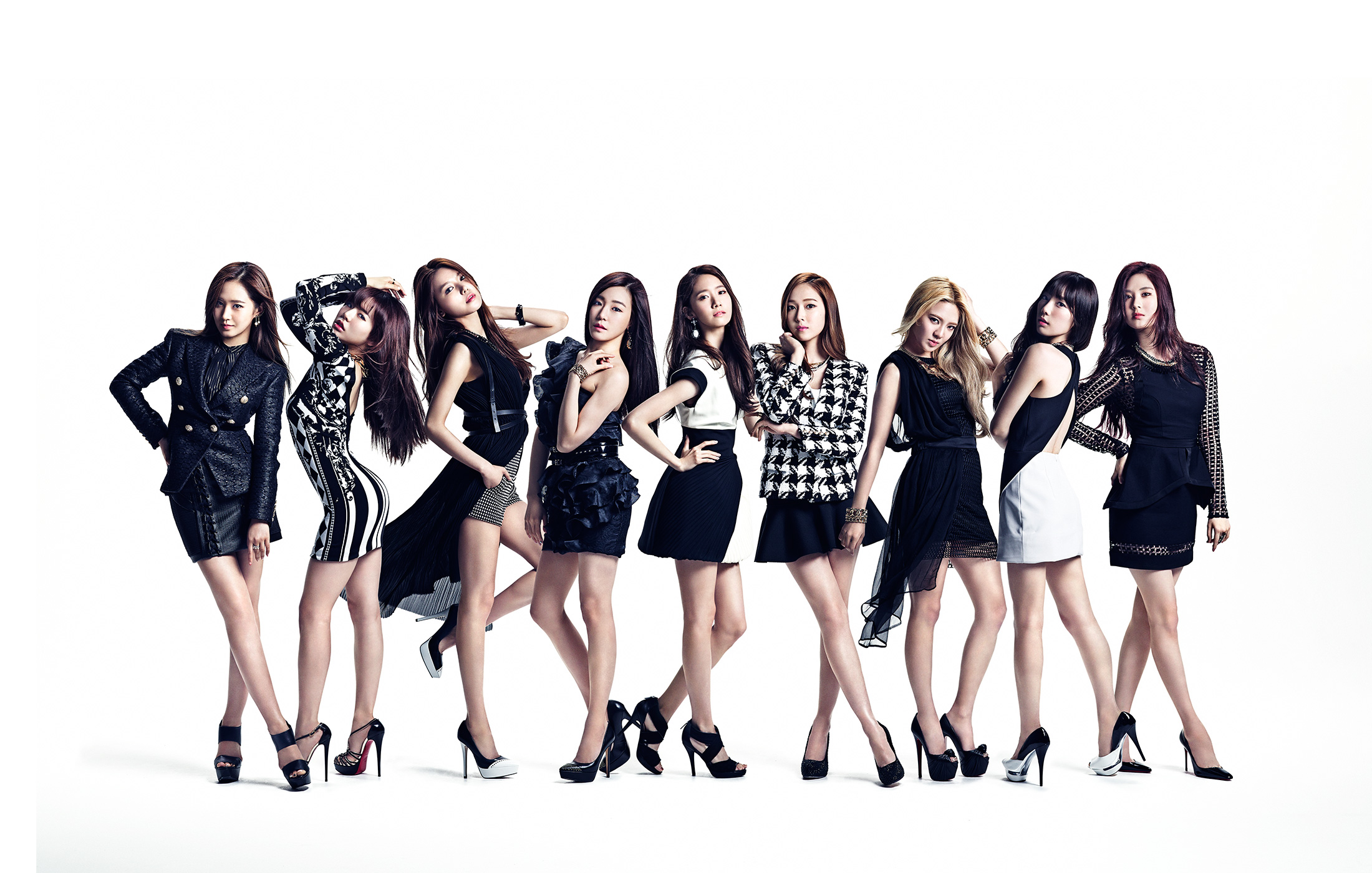 Girls Generation The Best