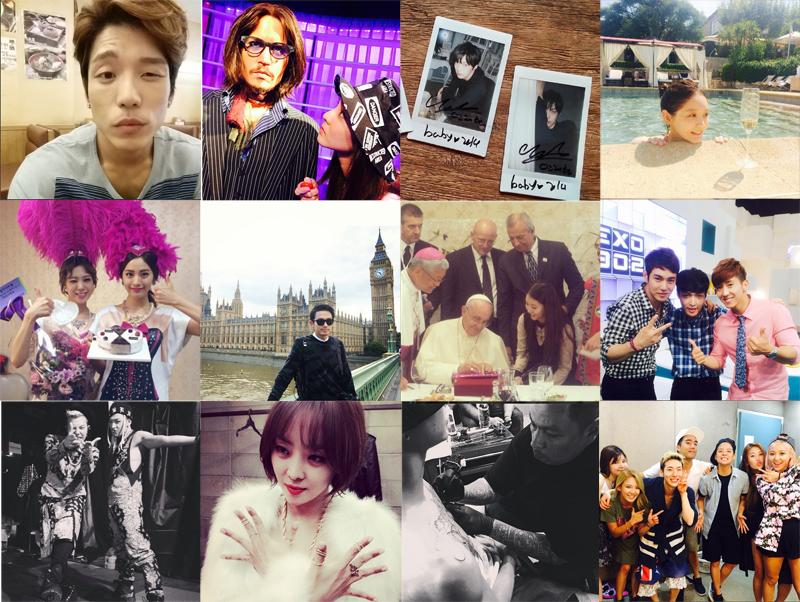 I Heart It: K-pop Instagram (August 17 – August 23)