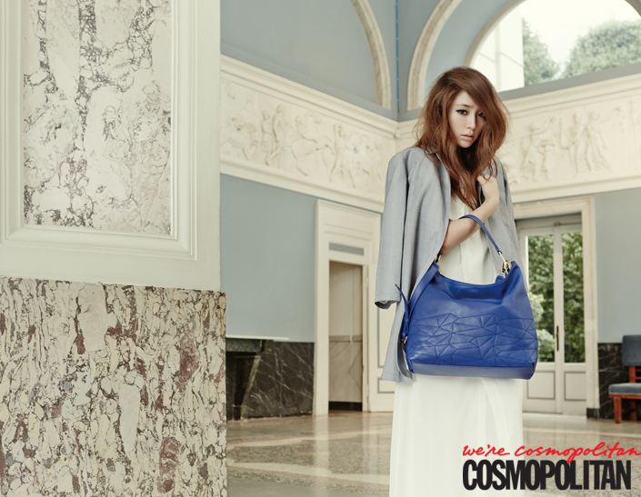 Lee Min Jung for Cosmo 4