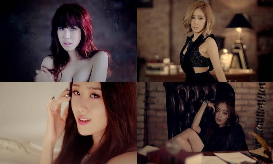 Secret Drops Sultry and Fun I'm in Love Music Video 2