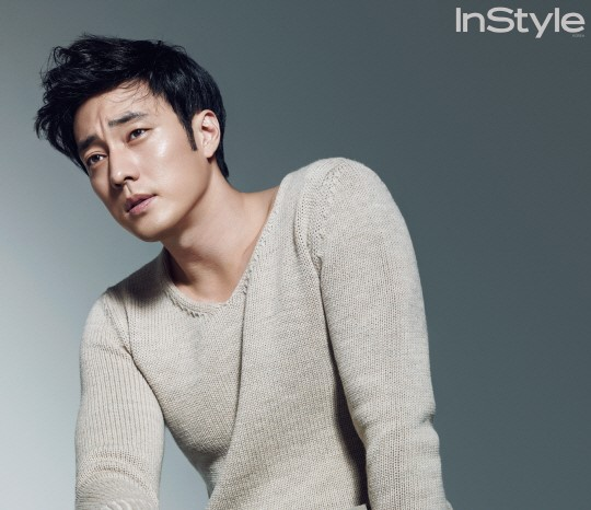 So Ji Sub for Instyle 2