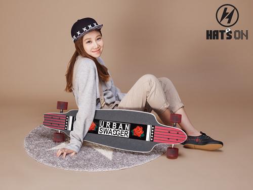 gong hyo jin hats on 03