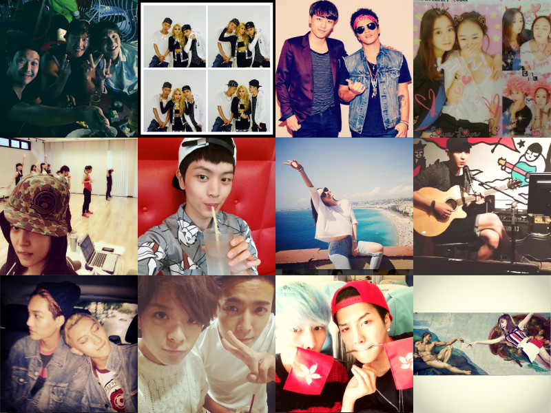 I Heart It: K-pop Instagram (August 24 – August 30)