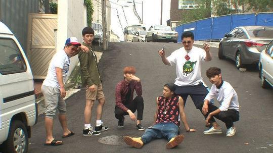 jung hyung don, defcon, yook sungjae, N, hyuk, jackson