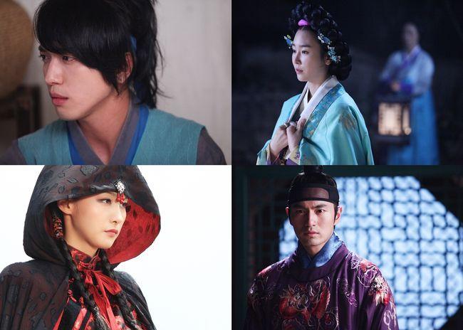 jung yong hwa, seo hyun jin, yoo in young, lee jin wook_the three musketeers