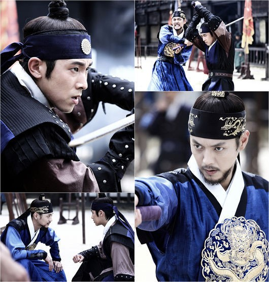 jung yunho, kim heung soo_the night watchman