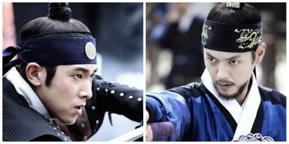 kim heung soo, jung yunho_the night watchman