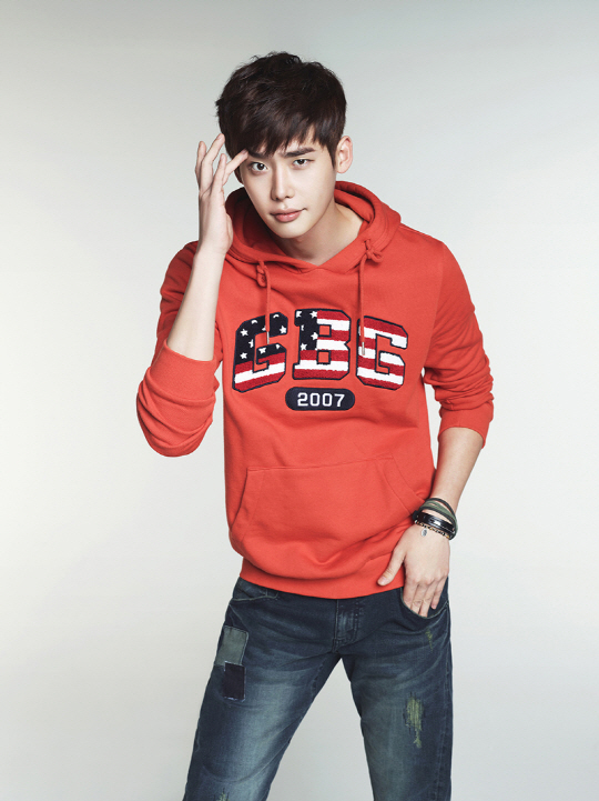 lee jong suk_g by guess