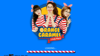 orange caramel my copycat 2