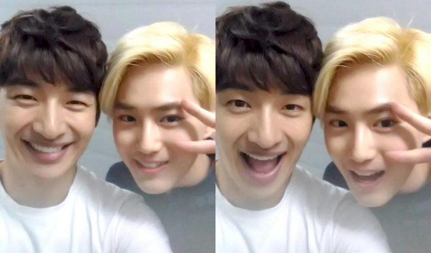 suho son ho young
