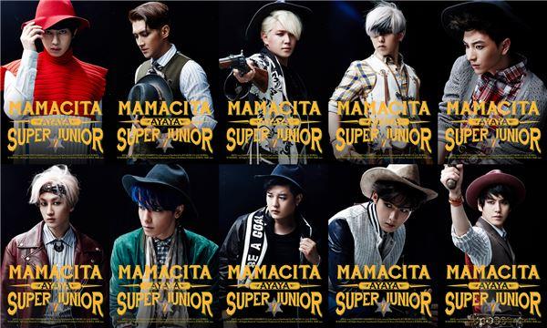super junior mamachita video teaser 2